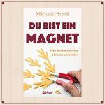 """Buchcover """"Du bist ein Magnet"""""""