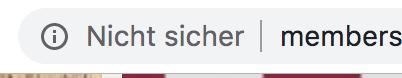 Browseranzeige